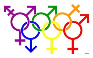 Gender Symbols Olympics
