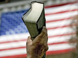 biblewithflag